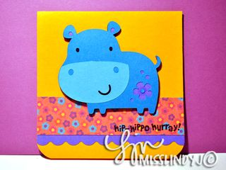 Hip hippo hurray